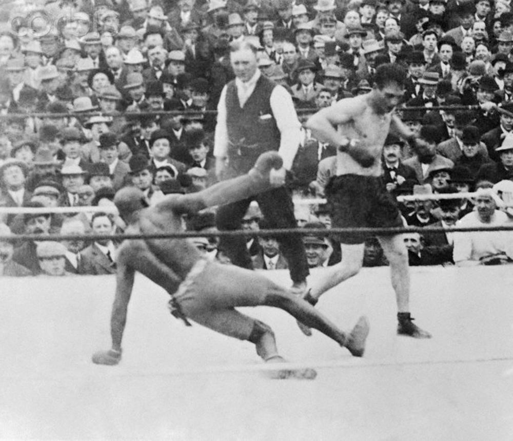 Johnson Ketchel fight