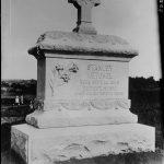 Ketchel gravestone