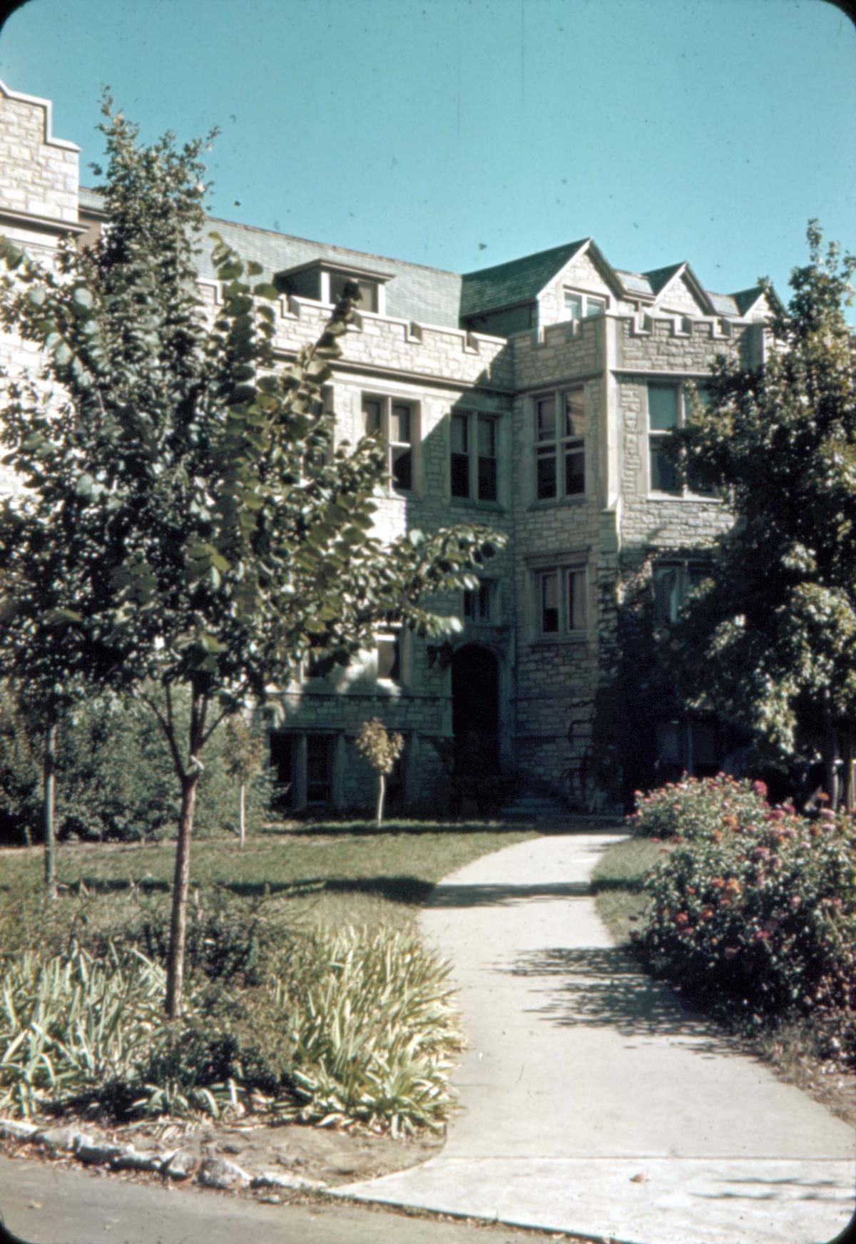 Mumford Hall