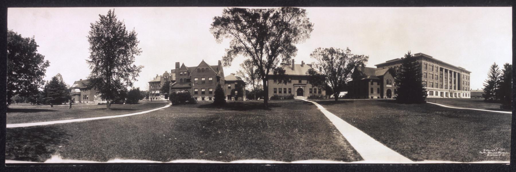 Michigan Agricultural College, 1912