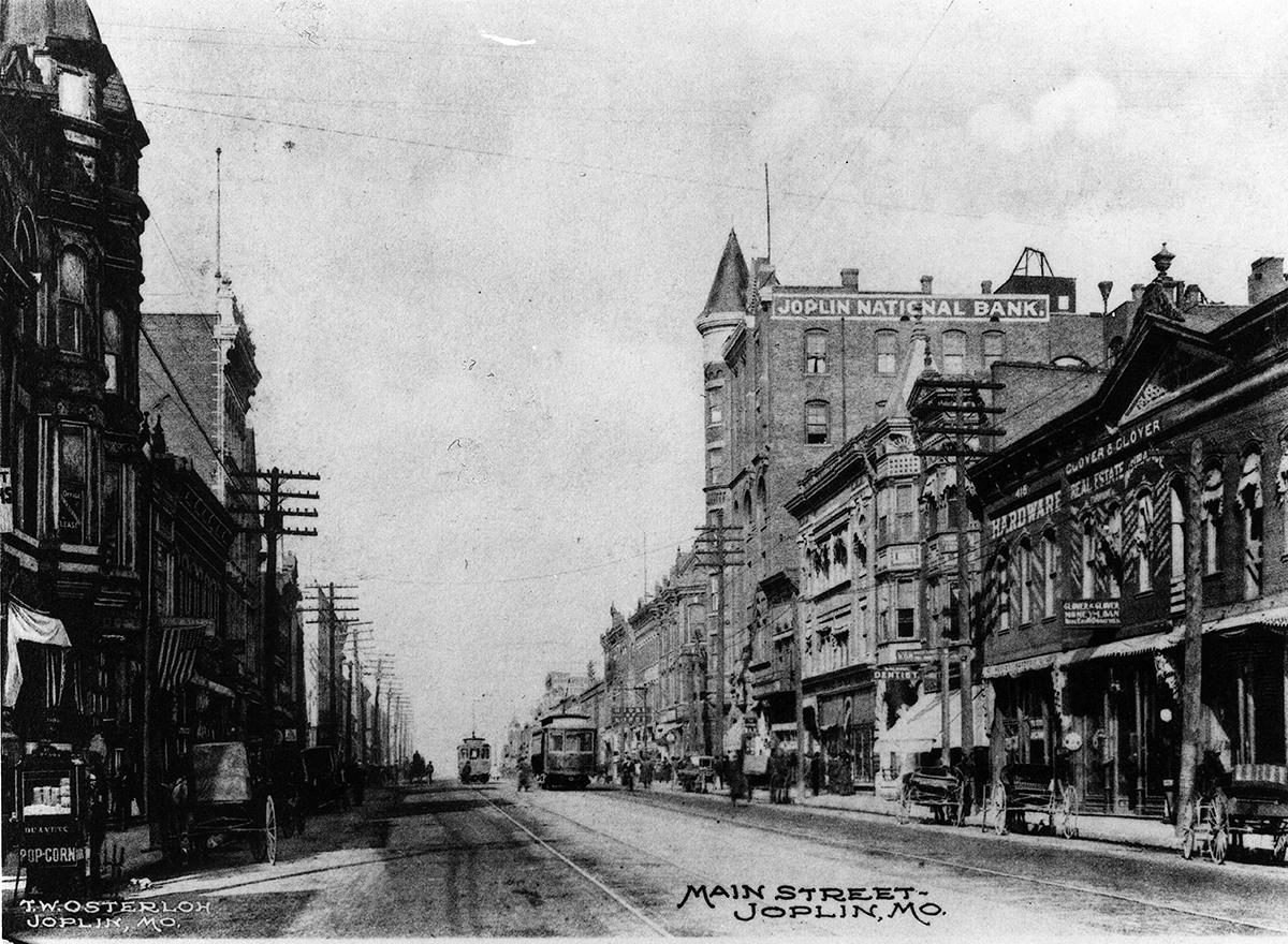 Jasper County - Street Scenes - Joplin