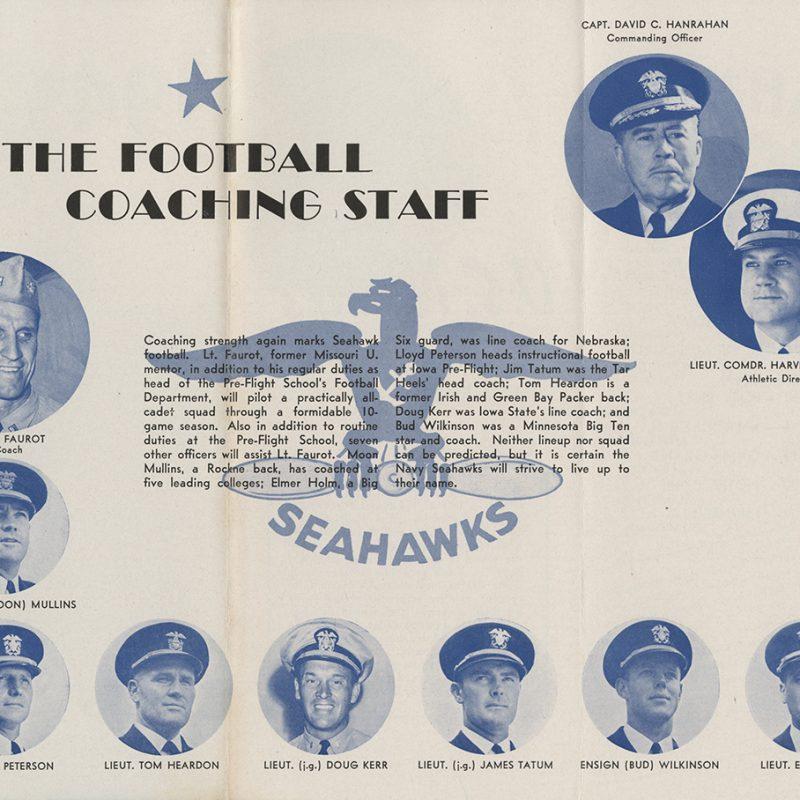 Seahawks staff