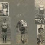 MU athletics collage