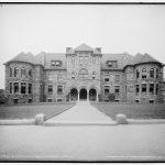Goucher Hall, Woman's College, Baltimore, Maryland, circa 1903